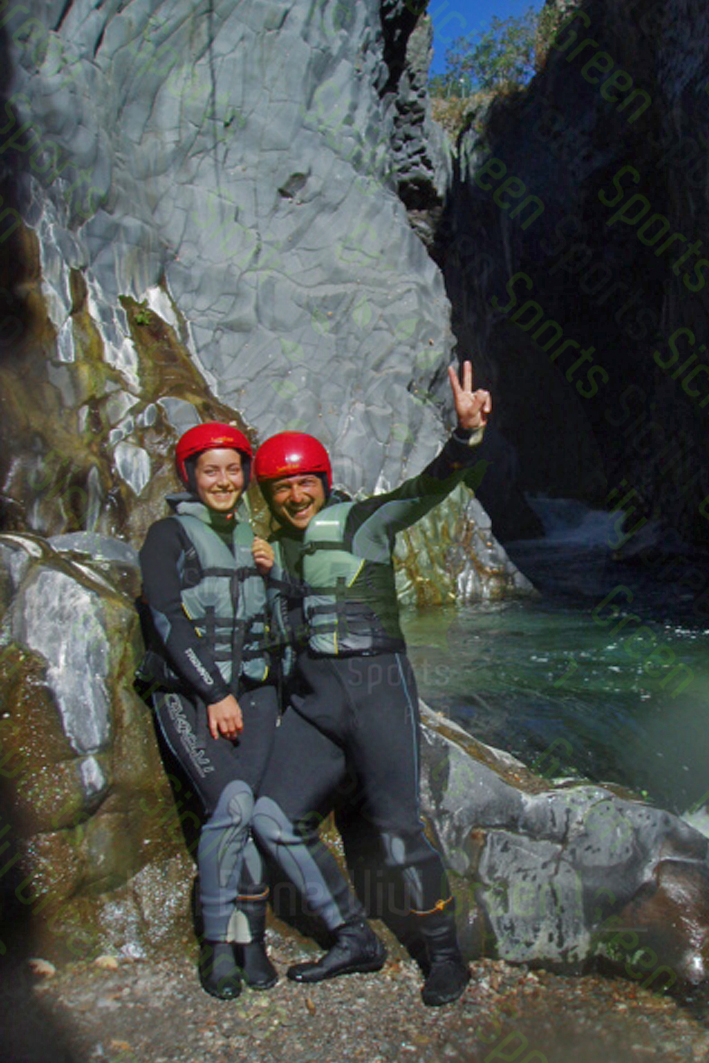 Body Rafting River trekking