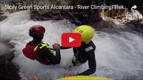 Video River-climbing